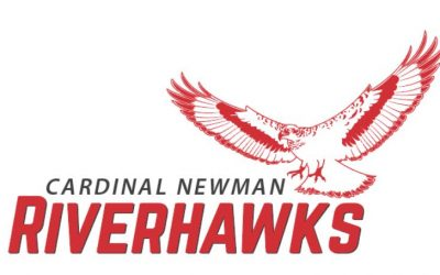 Announcing our mascot: the Riverhawk!