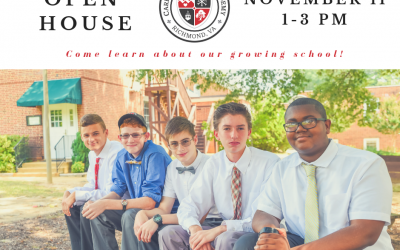 Open House | November 11, 1-3pm