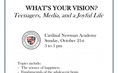 Parent Workshop Shades Media Literacy Project October 21 from 3-5pm