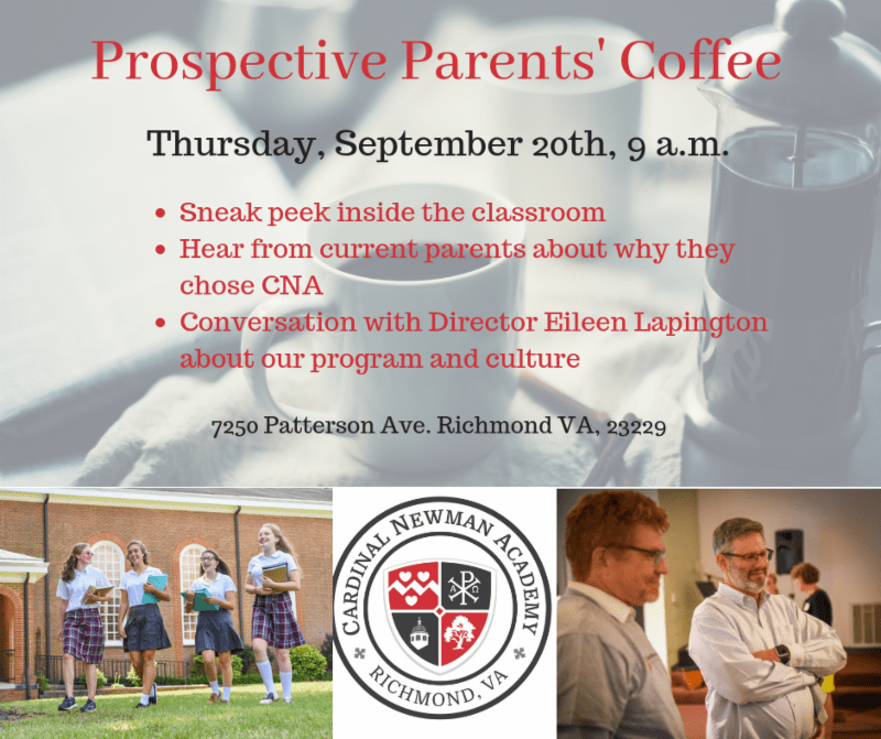 Prospective Parents Coffee