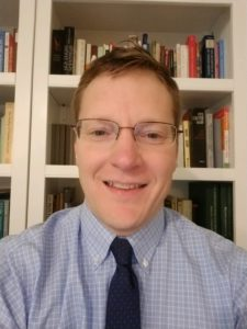 Dr Aaron Maddeford